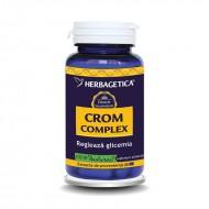 Crom Complex (30 capsule), Herbagetica