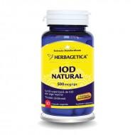 Iod Natural (30 capsule), Herbagetica