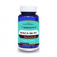 Maca Zen Forte (30 capsule), Herbagetica