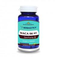 Maca Zen Forte (60 capsule), Herbagetica