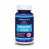 Memory Stem (30 capsule), Herbagetica