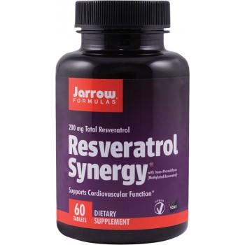 Resveratrol Synergy 200 (60 tablete)