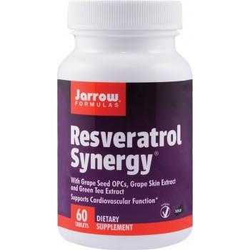 Resveratrol Synergy (60 tablete)
