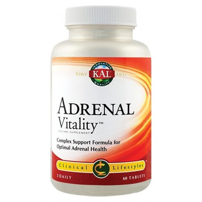 Adrenal Vitality (60 tablete)