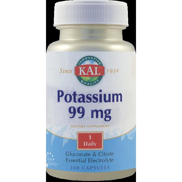 Potassium 99 mg (100 capsule)