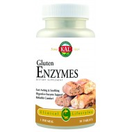 Gluten Enzymes (30 capsule vegetale), Kal