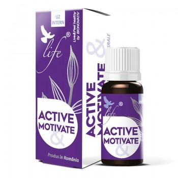 Active & Motivate (10 ml), Life Bio