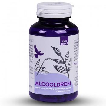 Alcooldren (120 capsule), Life Bio
