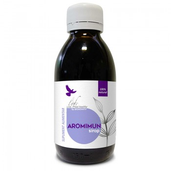 Aromimun sirop pentru adulti (150 ml), Life Bio