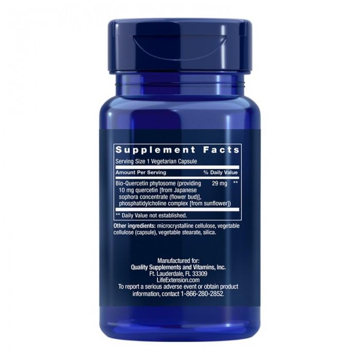 Bio Quercetin Phytosome(30 capsule), LifeExtension