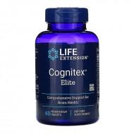 Cognitex Elite formula pentru sanatatea creierului (60 tablete), LifeExtension