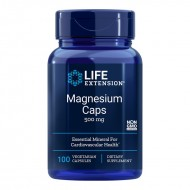 Magneziu 500 mg (100 capsule), LifeExtension