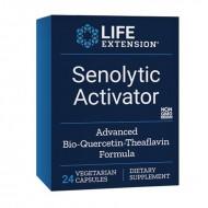 Senolytic Activator cu Bio Quercetin Phytosome si Theaflavin (24 capsule), LifeExtension