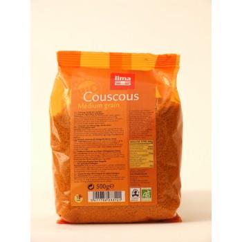 Cuscus din grau dur bio (500 grame), Lima