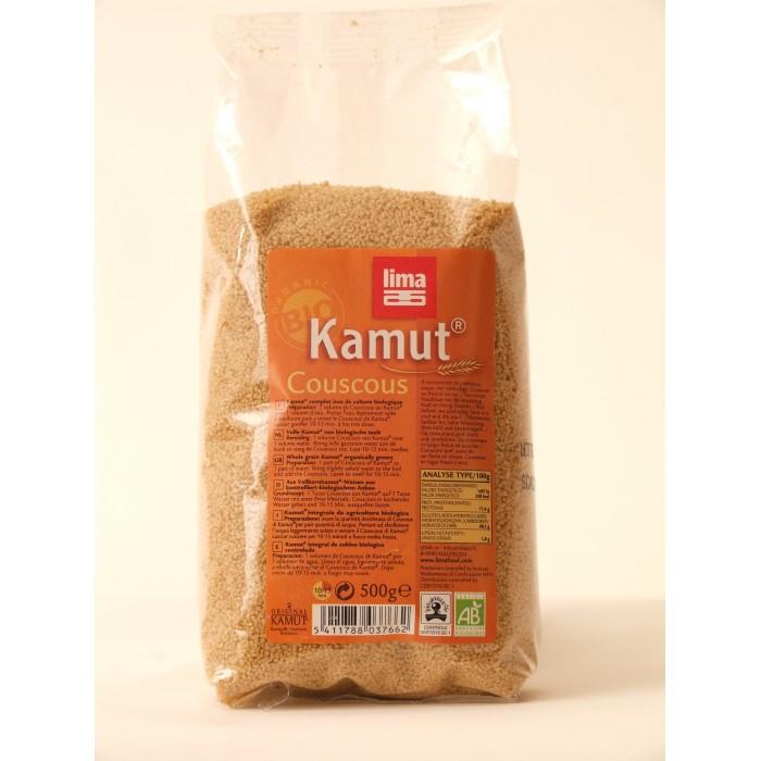 Kamut cuscus bio (500 grame), Lima