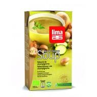 Supa crema de ciuperci bio (1 litru), Lima