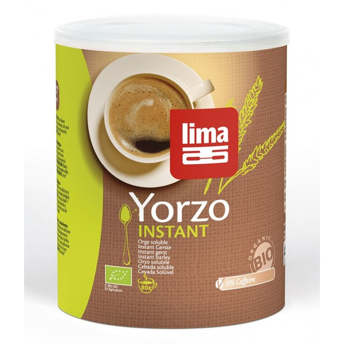 Cafea din orz Yorzo Instant (125 grame), Lima