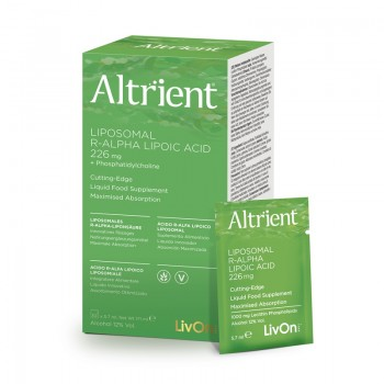 Altrient Acid Alfa Lipoic (30 pliculete), LivOn Labs