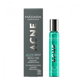 Acne Acute Spot Roll-on anti imperfectiuni (8 ml), Madara