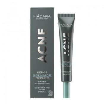 Acne Intense Blemish & Pore Tratament intensiv (20 ml), Madara
