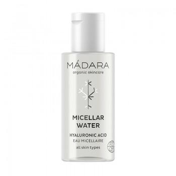 Apa micelara cu acid hialuronic - Travel (50 ml), Madara