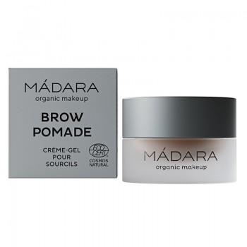 Brow Pomade 30 Ash Brown - pomada pentru sprancene (5 grame), Madara