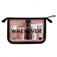 Wherever Skin Care Travel Set 5in1 - Kit de calatorie, Madara