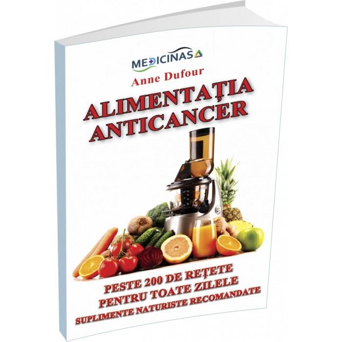 Alimentatia anticancer, Anne Dufour (carte)
