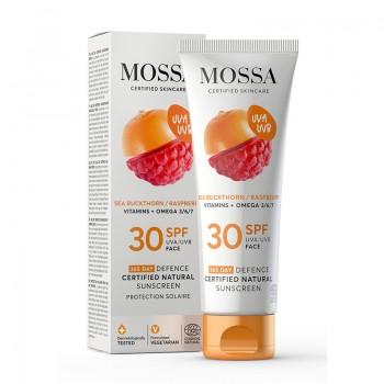 365 Days Crema de soare pentru fata SPF 30 (50 ml), Mossa