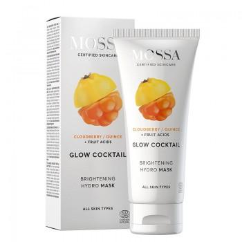 Glow Cocktail Masca hidro-iluminatoare (60 ml), Mossa