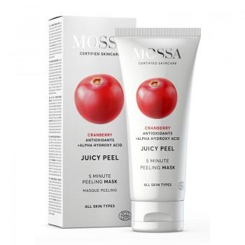 Juicy Peel Masca peeling 5 min (50 ml), Mossa