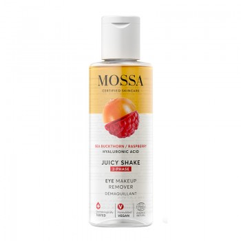 Juicy Shake Demachiant bifazic pentru ochi (100 ml), Mossa
