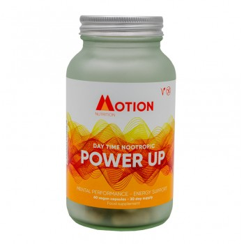 Power Up (60 capsule), Motion Nutrition