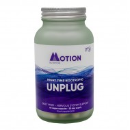 Unplug (60 capsule), Motion Nutrition