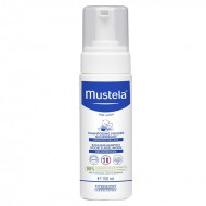 Sampon spuma pentru nou-nascuti (150ml), Mustela