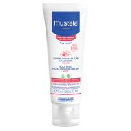 Crema hidratanta calmanta de fata pentru piele sensibila (40 ml), Mustela