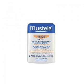 Hydra-stick cu cold cream (10 grame), Mustela