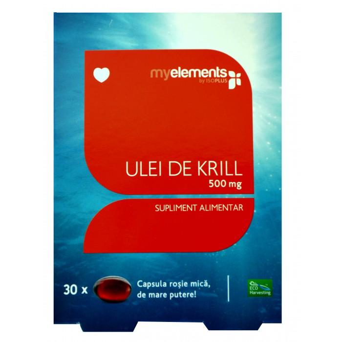 Krill Omega 3 500mg (30 capsule)