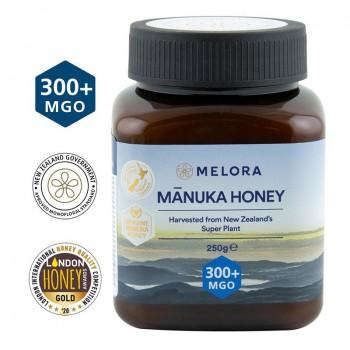 Miere de Manuka Melora MGO 300+ Noua Zeelanda (250 grame), New Zealand Manuka Group