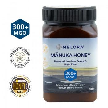 Miere de Manuka Melora MGO 300+ Noua Zeelanda (500 grame), New Zealand Manuka Group
