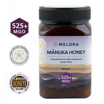 Miere de Manuka Melora MGO 525+ Noua Zeelanda (500 grame), New Zealand Manuka Group
