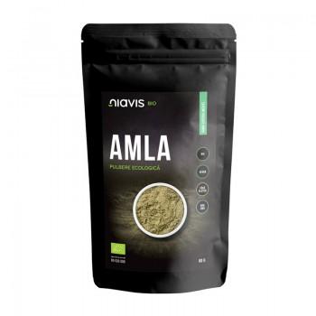 Amla pulbere ecologica/BIO (60 grame), Niavis
