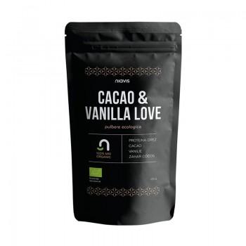 Cacao & Vanilla Love - Mix ecologic (125 grame), Niavis