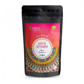 "Ceai ecologic/BIO ""Apus de Septembrie"" (50 grame), Niavis"