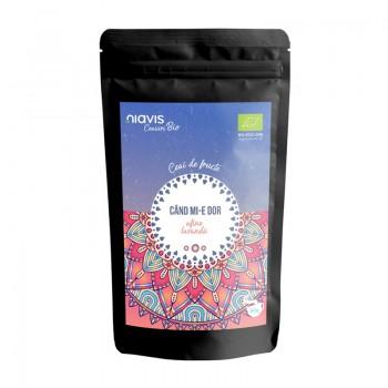 """Ceai ecologic/BIO """"Cand Mi-e Dor"""" (50 grame), Niavis"""
