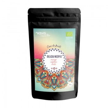 "Ceai ecologic/BIO ""Deliciu Nespus"" (50 grame), Niavis"