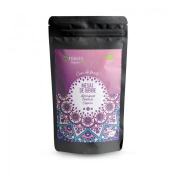 """Ceai ecologic/BIO """"Mesaj de Iubire"""" (50 grame), Niavis"""