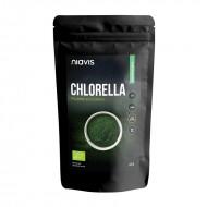 Chlorella pulbere ecologica/BIO (125 grame), Niavis
