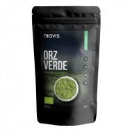 Orz verde pulbere ecologica/BIO (125 grame), Niavis