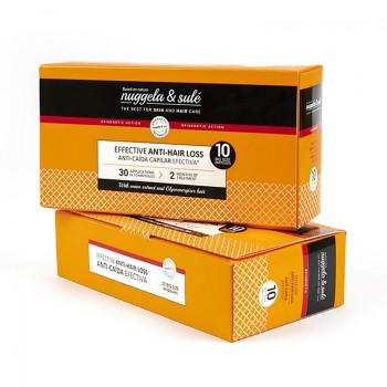 Tratament anticadere (10 fiole x 10 ml), Nuggela & Sule